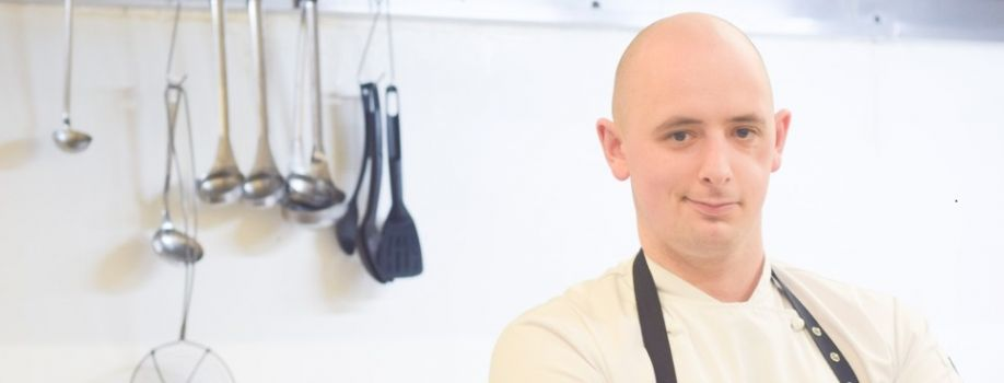 Graeme Pallister at Chef of the Year